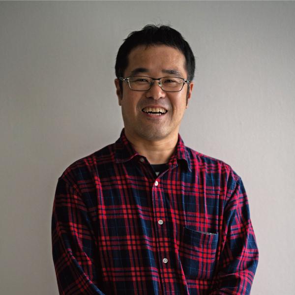 代表取締役 堀 宏弐 近影